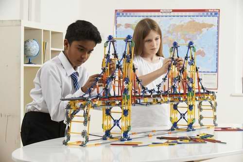 历史最低价!K'nex 益智拼插积木  大型真实桥梁复制品玩具 86.93加元,原价 263加元,包邮