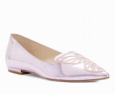 SOPHIA WEBSTER Bibi 蝴蝶平底鞋 237.5加元(码全),原价 475加元,包邮