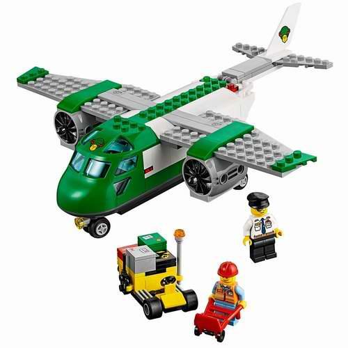 LEGO 城市机场系列 60101货运飞机 20.22-22.47加元,原价 29.86加元