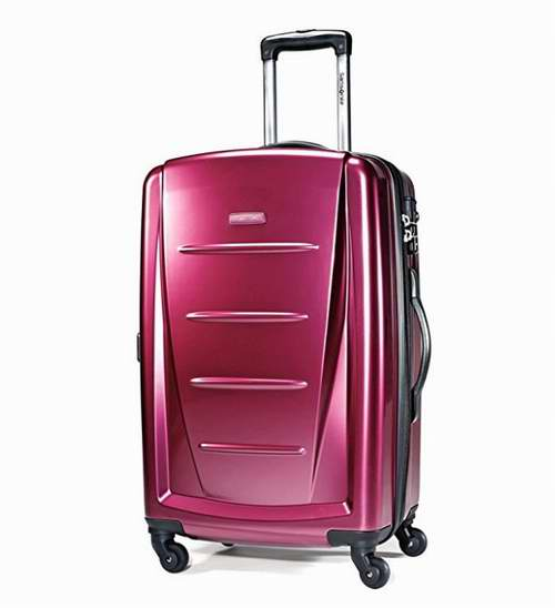 Samsonite 新秀丽 Winfield 2 24寸PC硬壳拉杆行李箱 97.81加元,原价 143.61加元,包邮