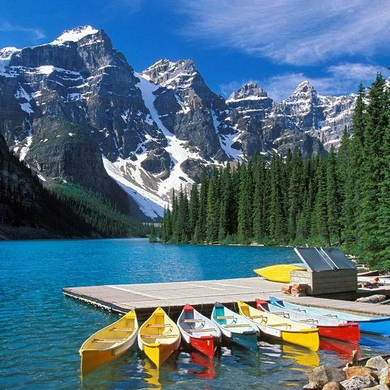 2019年加拿大国家公园年票8折!17岁以下年票免费!内附国家公园完全汇总!