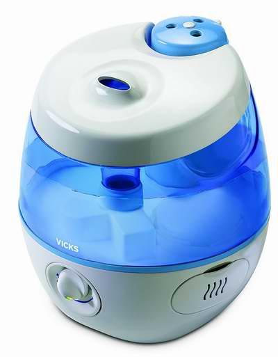 历史最低价!Vicks SweetDreams 3.8升大容量超静音加湿器 49.97加元包邮!