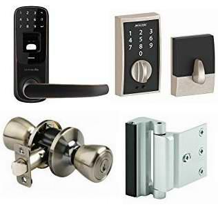 金盒头条:精选133款门锁、密码门锁、指纹锁、门窗安装配件等3折起!