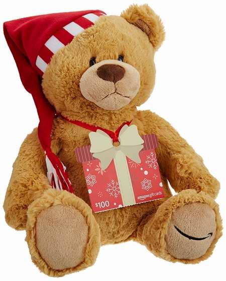 购买100加元礼品卡,送2017年珍藏版GUND泰迪熊玩偶!会员专享!
