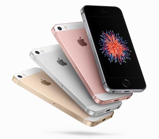 翻新 Apple iPhone SE 16GB 4英寸 解锁版 智能手机 289.99加元包邮!两色可选!