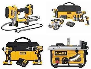 金盒头条:精选51款 DeWALT 得伟 电动工具、家用工具及配件4.5折起!部分款式满150加元立减20加元!满300加元立减50加元!