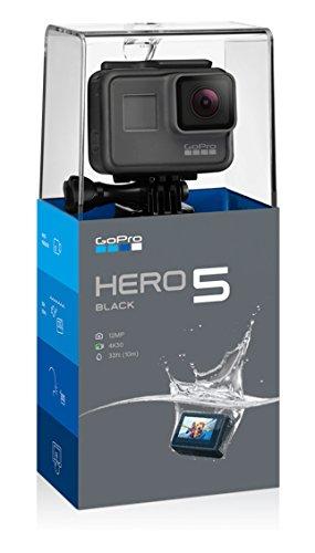 历史新低!GoPro HERO5 Black 4K 超高清运动摄像机6.6折 364.99加元包邮!