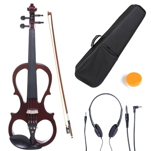 白菜价!历史新低!Cecilio CEVN-1 电子静音小提琴套装2.9折 83.35加元起清仓并包邮!多色可选!
