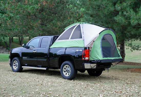 历史最低价!Backroadz Napier 全尺寸皮卡车帐篷6.5折 149.99加元包邮!