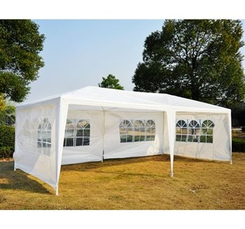 历史新低!Outsunny 01-0265 3x6米 聚会帐篷3.2折 81.69加元包邮!