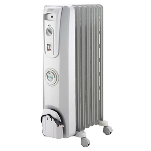 歷史新低!Delonghi 德龍 EW7707CM Safeheat 1500W 電熱油汀5.3折 74.99加元包郵!