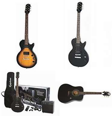 金盒头条:精选10款 Epiphone、KRK 品牌吉他、电吉他及扩音器5.6折起!