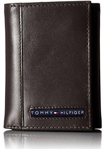 金盒头条:历史新低!Tommy Hilfiger 剑桥 男士真皮钱包2.8折 13.59-16.99加元!