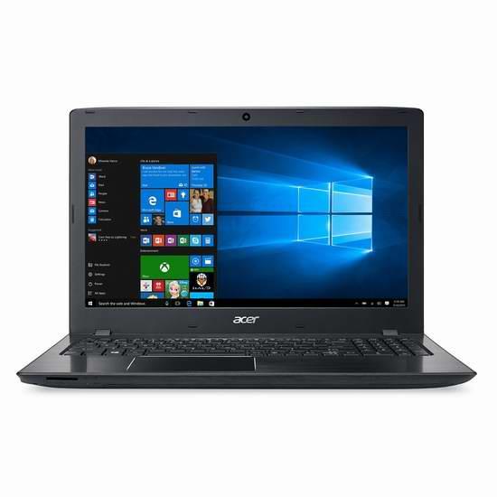历史新低!Acer 宏碁 Aspire E5-575G-589K 15.6寸笔记本电脑(8GB/1TB) 749.99加元包邮!