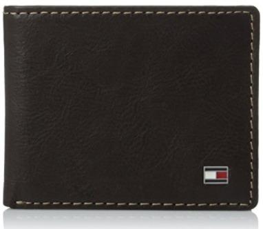 历史新低!Tommy Hilfiger 男士时尚钱包3.9折 16.61-20.76加元!美亚同款上千好评!