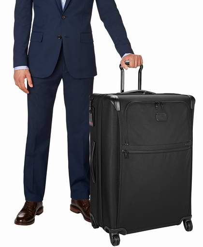 历史新低!Tumi 途明 Alpha 2 30.5寸 可扩展 拉杆行李箱4.2折 536.98加元包邮!