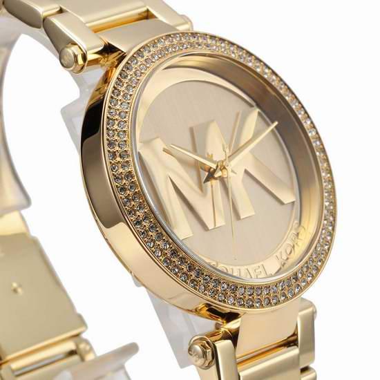 金盒头条:精选20款 Michael Kors 男女时尚手表5.1折起!售价低至123.75加元!多数历史新低价!