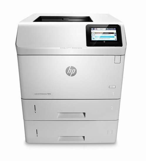 历史新低!HP 惠普 LaserJet Enterprise M605x 商用级无线黑白激光打印机3.5折 664.4加元清仓并包邮!