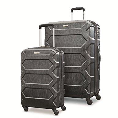 销量冠军!Samsonite 新秀丽 Magnitude Lx 20/28寸 硬壳轻质 拉杆行李箱2件套2.6折 155.29加元清仓并包邮!