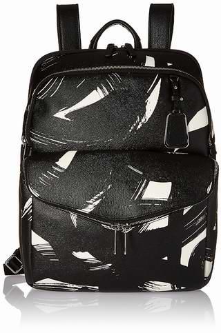 历史新低!TUMI 途明 Sinclair Harlow 女士时尚黑色背包4.5折 288.59加元包邮!