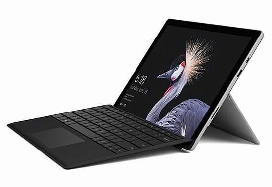 历史新低!Microsoft 微软 Surface Pro(Core M/4GB/128GB)平板电脑+键盘 879.95加元包邮!