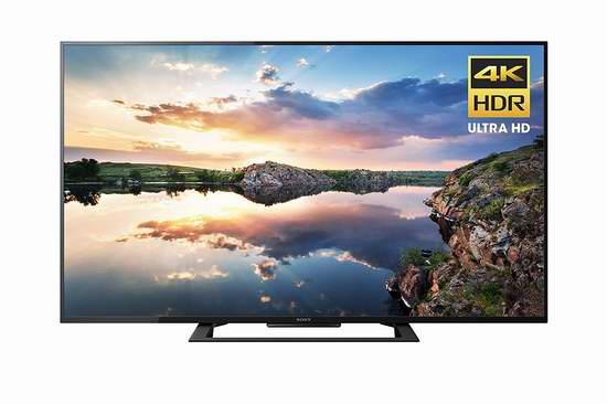 历史新低!Sony 索尼 KD70X690E 70寸4K超高清智能电视5.2折 1299.99加元包邮!