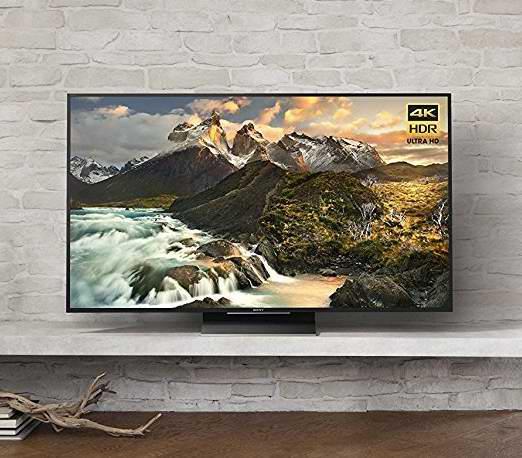 Sony 索尼 节礼周大促!精选14款4K超高清液晶电视4折起!全部均为史低价!