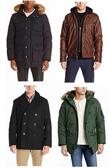 最后一天白菜价!精选551款 Calvin Klein、Tommy Hilfiger、Levi's、Haggar 等品牌男士防寒服、夹克、大衣等2折起清仓!售价低至12.99加元!