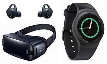 金盒头条:历史新低!精选7款 Samsung 智能手表、虚拟现实眼镜、蓝牙无线耳塞等3.6折起!