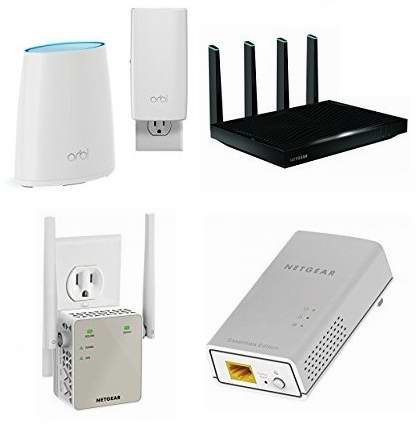 金盒头条:历史最低价!精选6款 NETGEAR 网件 无线路由器、家庭WiFi系统、WiFi信号延伸器、电力猫等6折起!