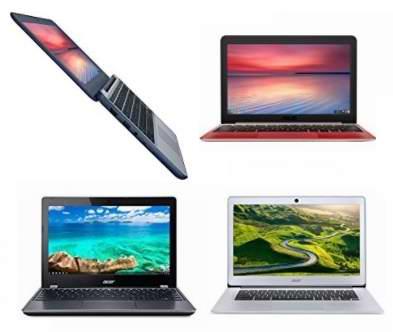 金盒头条:历史新低!精选4款 Acer、ASUS 品牌Chromebooks笔记本电脑5.8折起!售价低至175加元!