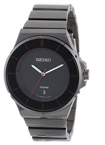 历史新低!Seiko 精工 SGEG25 Matrix 男士时尚腕表/手表3折 89.99加元包邮!