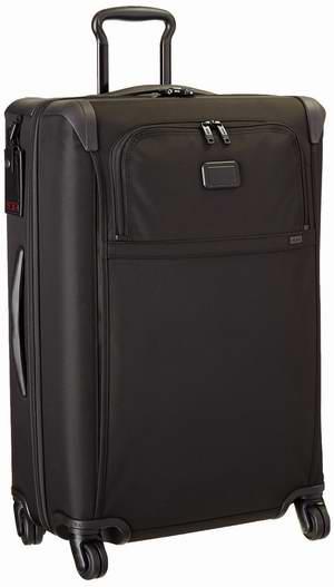 历史新低!TUMI 途明 Alpha 2 29寸 轻质可扩展 拉杆行李箱4.2折 422.16加元包邮!