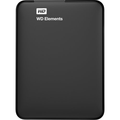历史新低!WD 西部数码 My Elements 新元素系列 2.5英寸 4TB 超便携移动硬盘 140.51加元包邮!