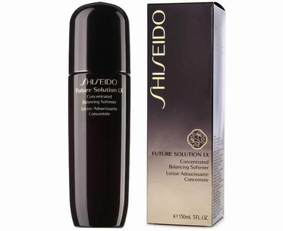 Shiseido 资生堂 Future Solution Lx 浓缩柔肤乳液(150ml)7.8折 85.95加元包邮!