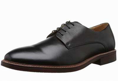 Steve Madden Lewwy 男士皮鞋 71.93加元(10.5码),原价 160加元,包邮