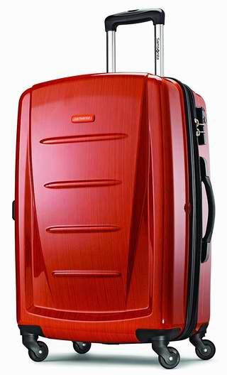 Samsonite 新秀丽 Winfield 2 24寸 橘红色 全PC硬壳 拉杆行李箱 97.68加元包邮!
