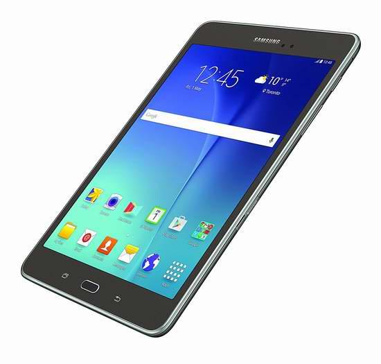 历史新低!Samsung 三星 SM-T350NZWAXAC Galaxy Tablet A 8寸平板电脑 149.96加元包邮!两色可选!