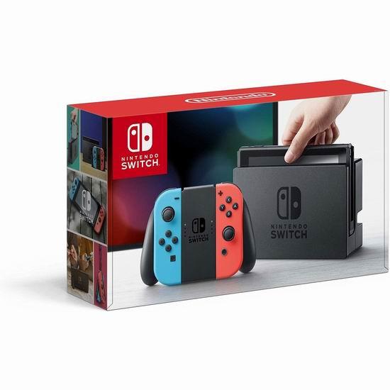 Nintendo 任天堂 Switch 便携式游戏机 354加元包邮!