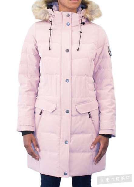 精选CALVIN KLEIN、 JACQUES VERT 、ARCTIC EXPEDITION等品牌羽绒服、羊毛大衣 2.2折 50加元起特卖!