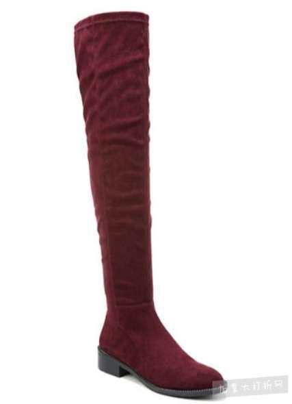 FRANCO SARTO Bailey 过膝靴 44.62加元(2色),原价 200加元