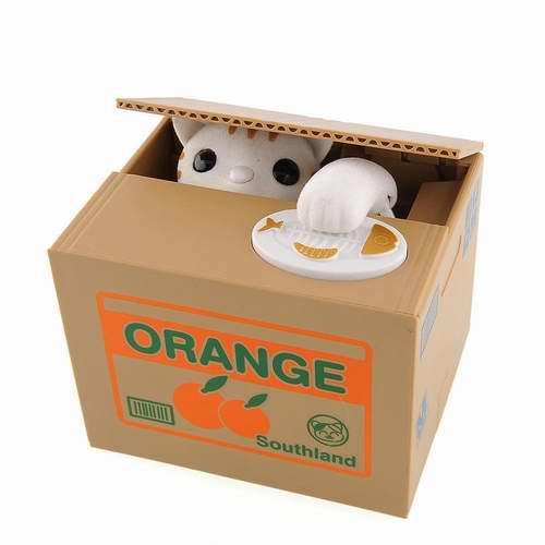 好习惯从小养成!Peradix 超萌凯蒂猫存钱罐 16.14-16.99加元限量特卖!3款可选!
