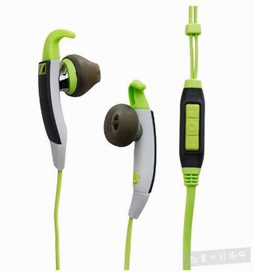 精选 6款 Sennheiser 运动耳机 3.3折 29.95加元起特卖!
