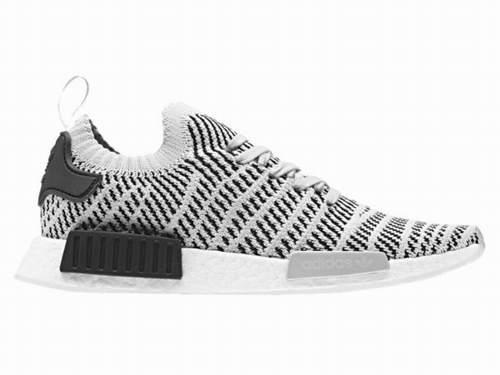 上脚超舒适!Adidas NMD RI 针织鞋袜 / 休闲运动鞋 8.5折优惠!3色可选!