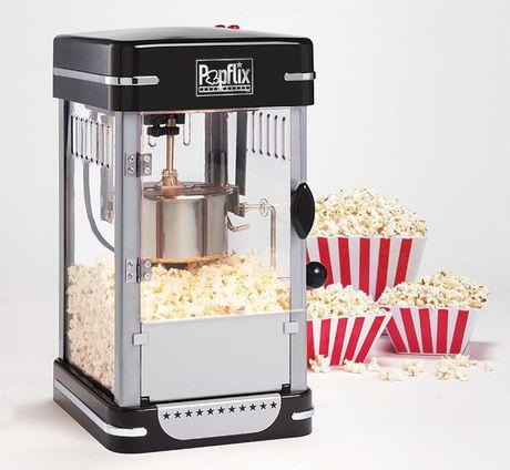 Pop Flix Cinema-Style爆米花机 39.99加元,原价 55.98加元