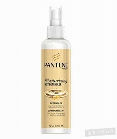 Pantene Pro-V秀发保湿喷雾 3.79加元,原价 7.99加元