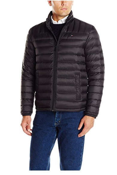 Tommy Hilfiger Outerwear 男士轻量型羽绒服2.8折 52.55加元起!多色可选!