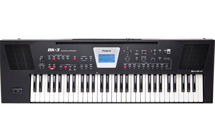 历史最低价!Roland BK3BK 自动伴奏电子琴 246.91加元,原价 1047.99加元,包邮