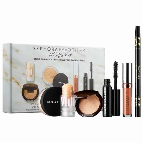 新品上市!Sephora Favorites Selfie Kit 超值彩妆套装 34加元!