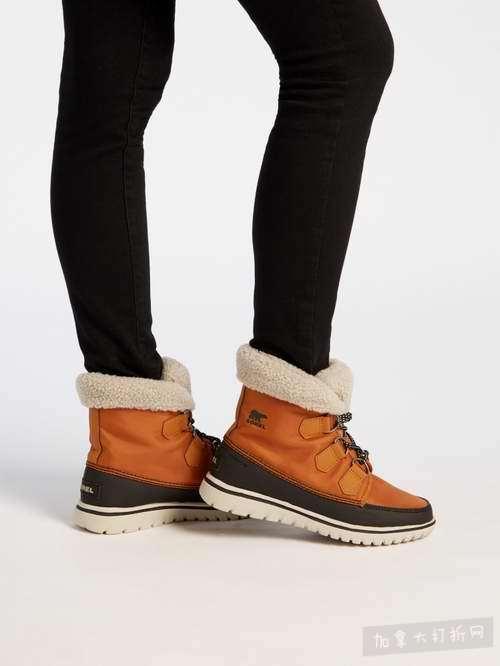 Sorel Cozy Carnival 女款防水雪地靴 95.5加元(7.5码),原价 159.99加元,包邮